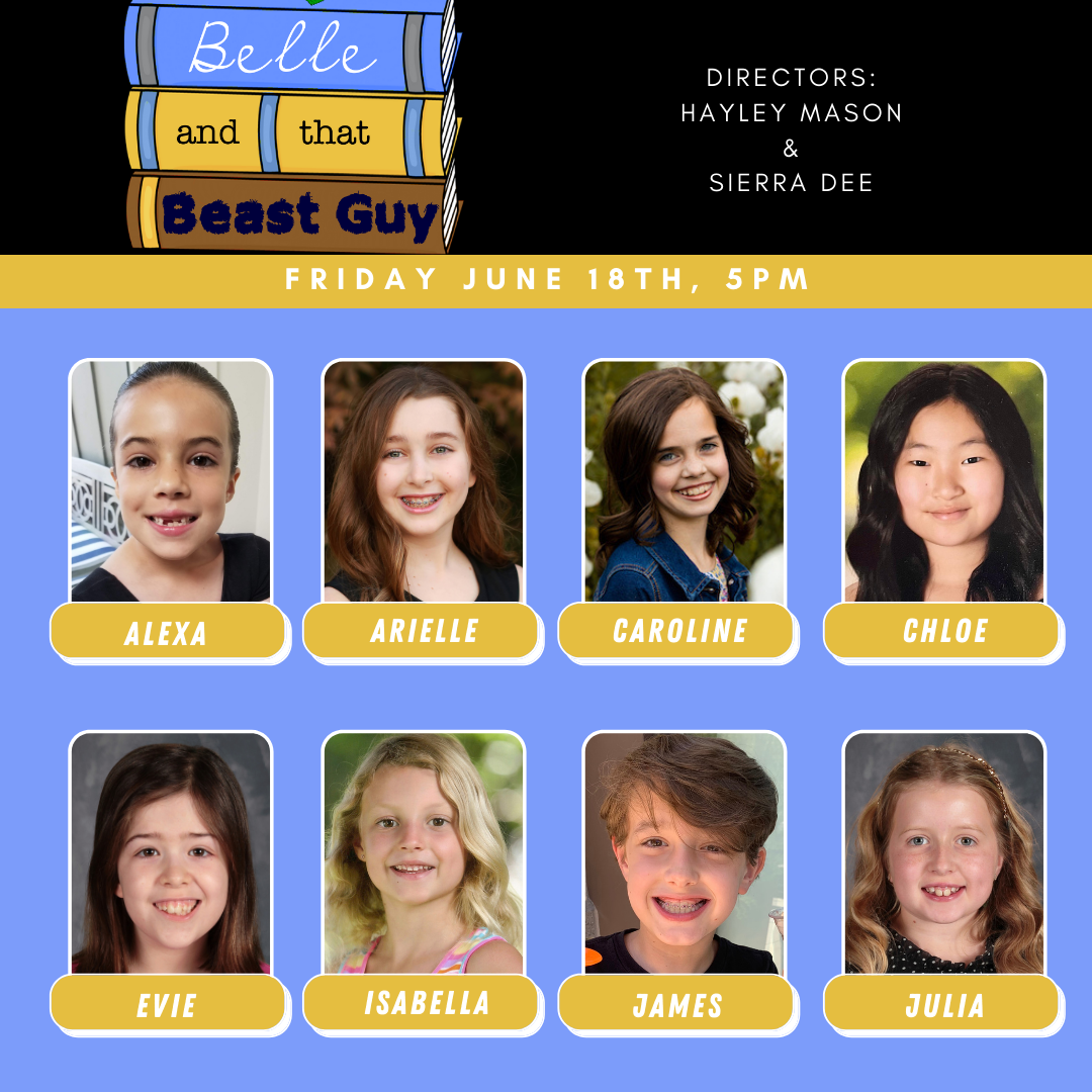 Belle and Beast cast