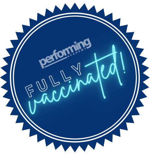 vaccinated logo