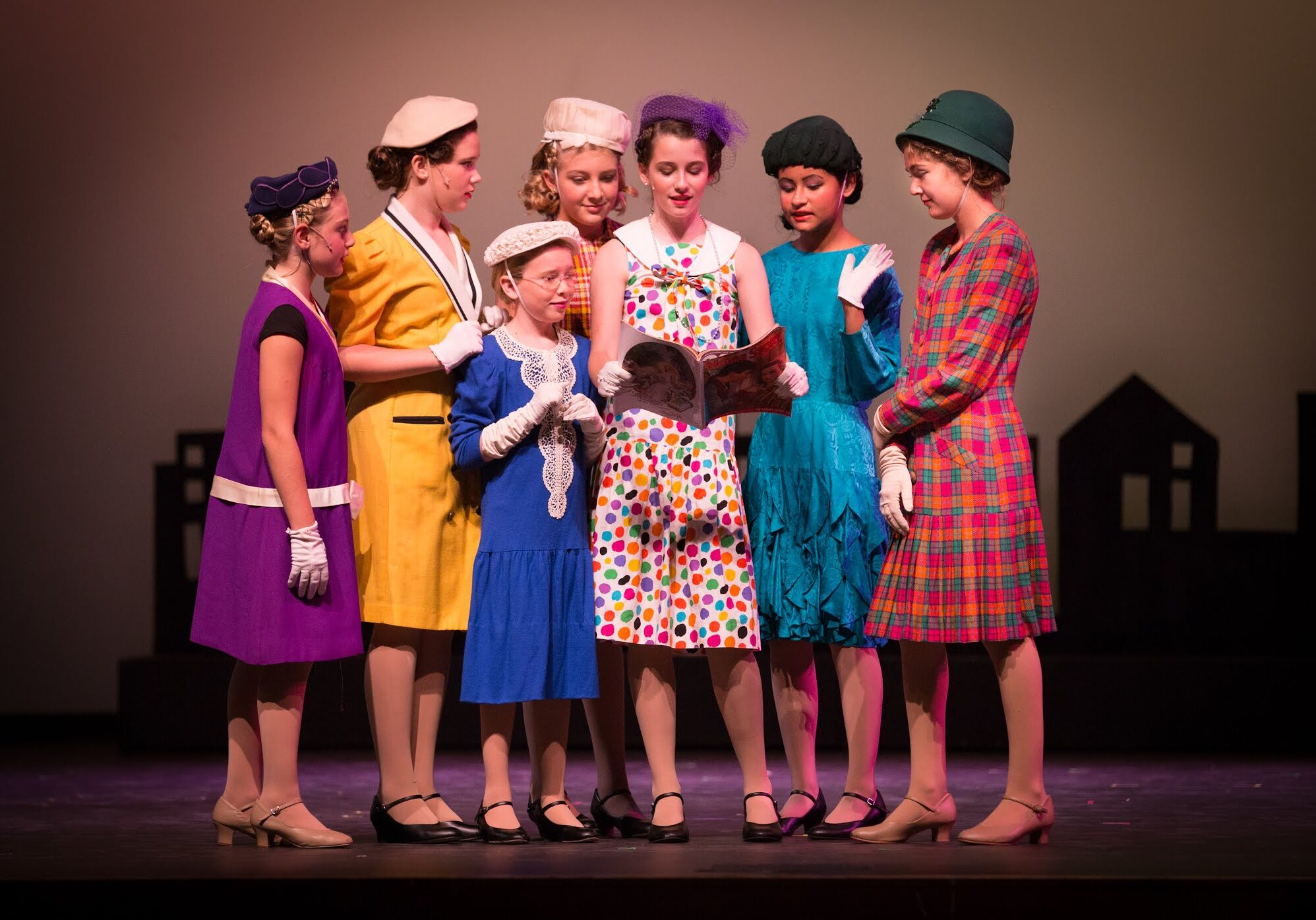 Thoroughly Modern Millie - 2015