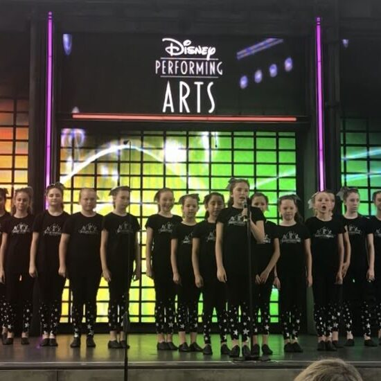 Performing Ensemble Disneyland - 2019