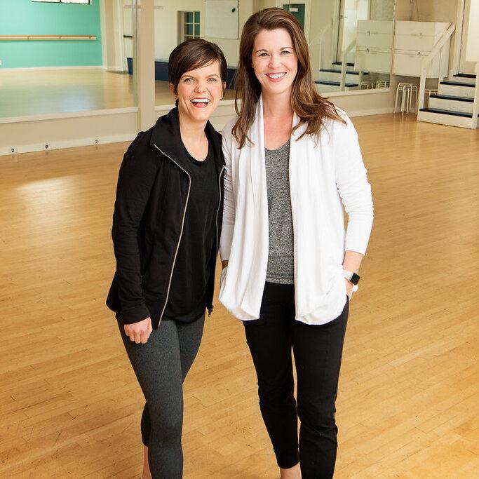 Co-Founders Rena Wilson & Renee DeWeese Moran