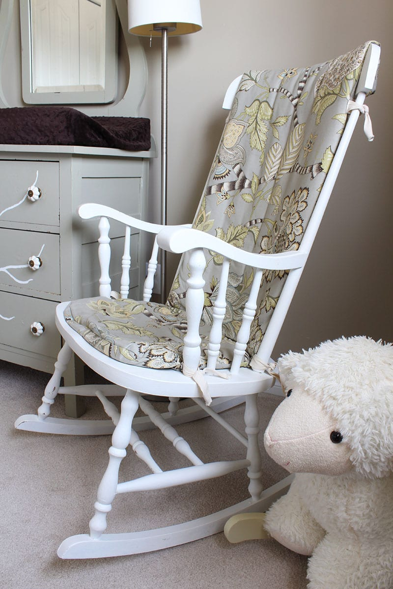 Why buy new furniture when you can buy used items and make them your own? This is especially true when it comes to furniture for a kid's bedroom. Paint it, upholster it - and if it gets dented or ripped - just fix it up again!