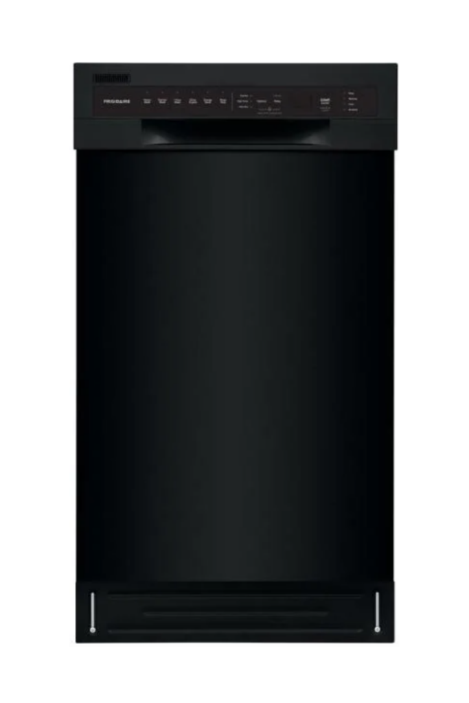 An energy efficient dishwasher needs to balance reduced energy consumption with water conservation - and the Frigidaire FFBD1831UB does just that!