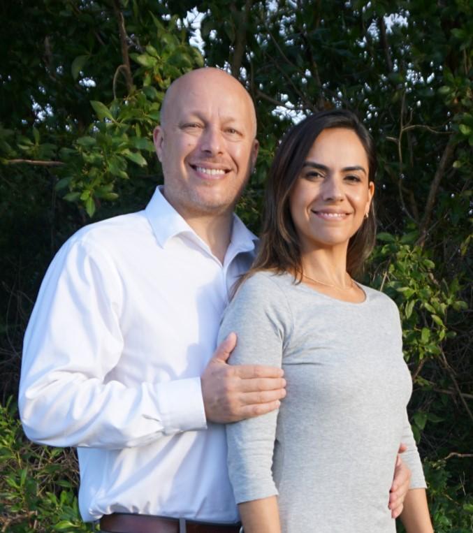 Pastor Mark Chase and Jana Chase