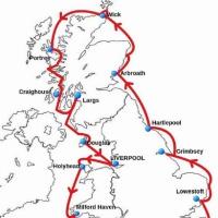 Chris Jacks Britain Route Thumbnail