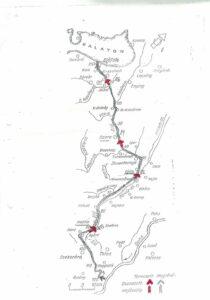 Kopar Plan canal map