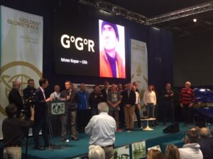 The Paris Boat Show gave a huge PR boost to our race