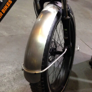 Aluminum Front Fender for the RAD ROVER.
