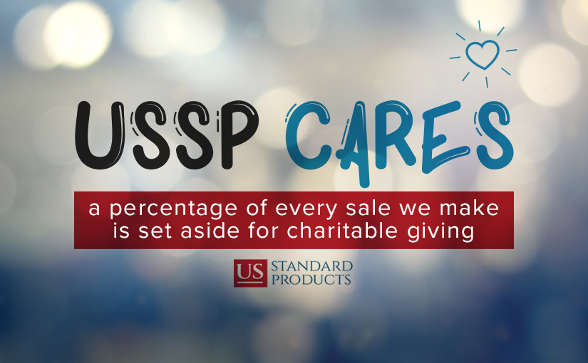 U.S. Standard Products charitable giving
