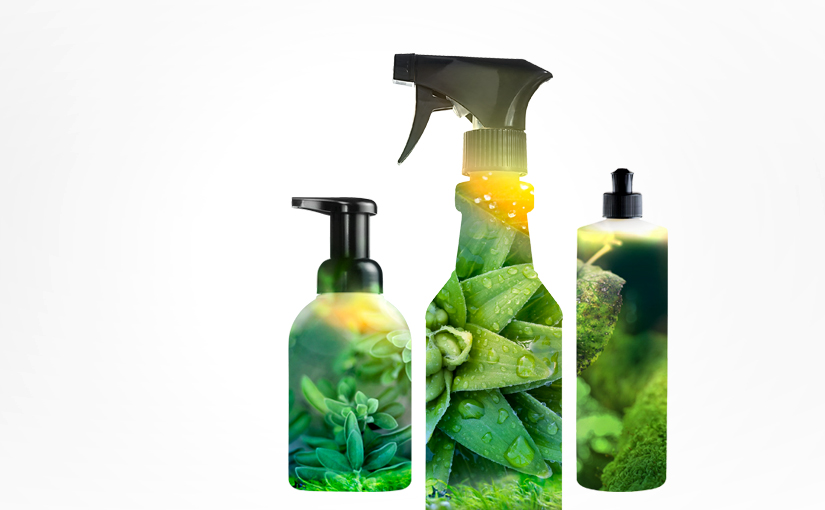 U.S. Standard Products green cleaning products