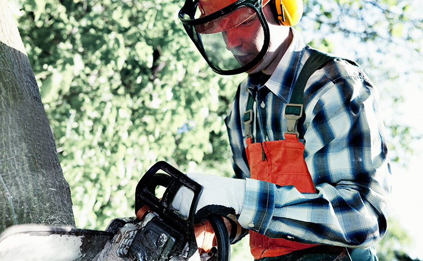 U.S. Standard Products landscaping hearing protection