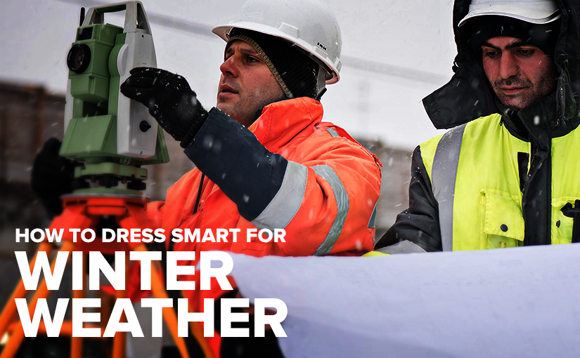 Cold Weather Gear Guide for Outdoor Workers