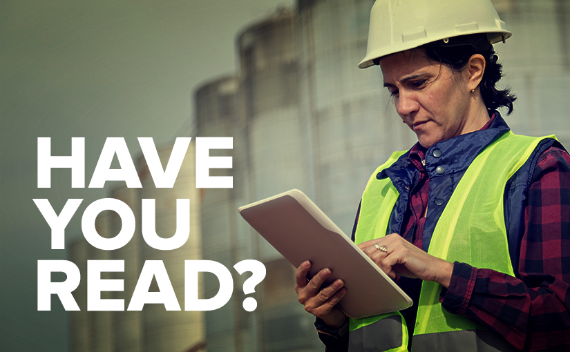 Be in the Know: Safety Must-Reads