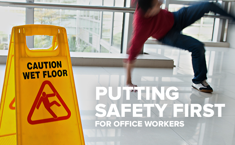 U.S. Standard Products putting safety first for office workers