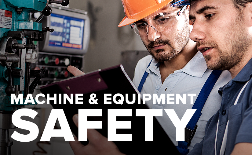 How to Ensure Your Workers Stay Safe While Operating Machinery