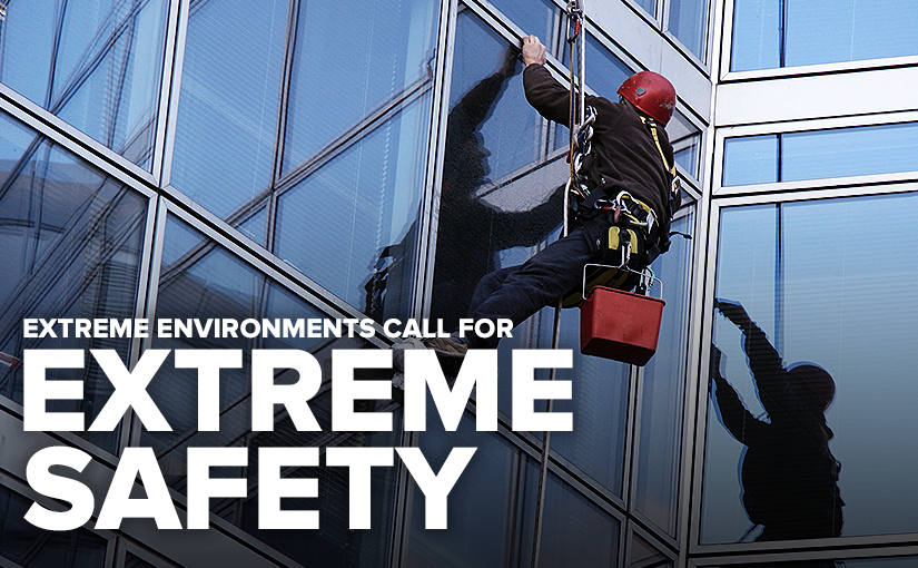 Exploring Safety Equipment for Extreme Environments