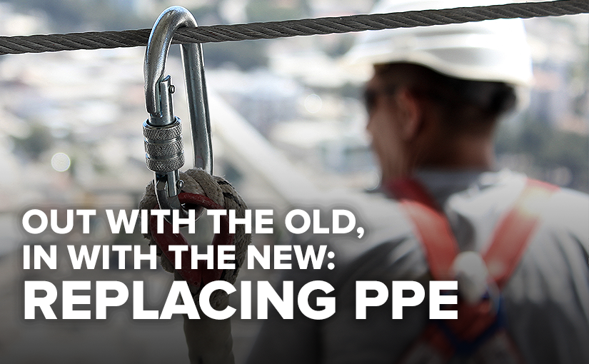 Replacing PPE with U.S. Standard Products