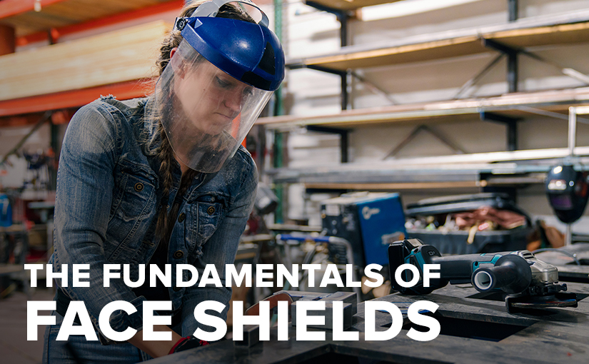 U.S Standard Products fundamentals of face shields