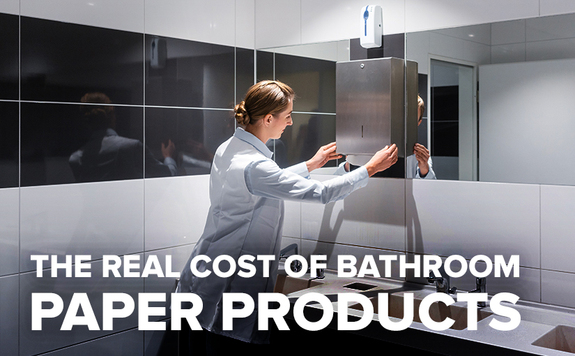 The Real Cost of Bathroom Paper Products