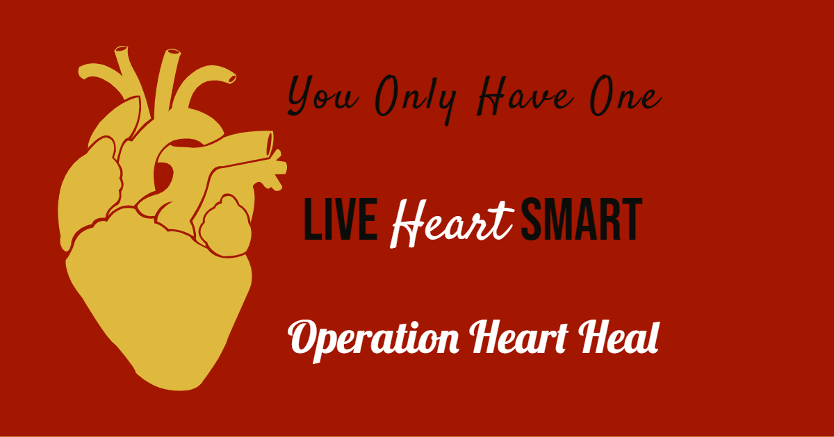 Living Heart Smart Heart Attack Prevention
