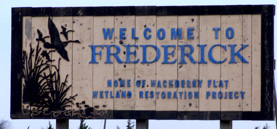 Frederick, OK