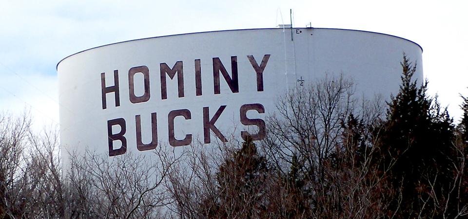 Hominy, OK