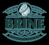 Brine Seafood & Raw Bar Logo