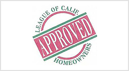 League of Calie Approved Home Owners