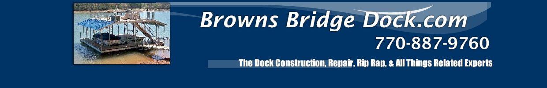 Browns Bridge Dock