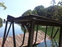 Roof Collapse (Lake Lanier) (before)