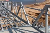 Telescoping handrails