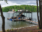 POWDER COATED DOCK