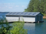 CORPS Boat House