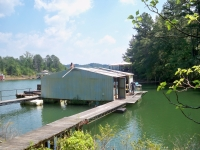 Boat House (before)