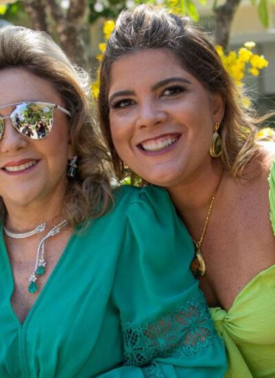 Graca da Escossia e Gisela Vieira