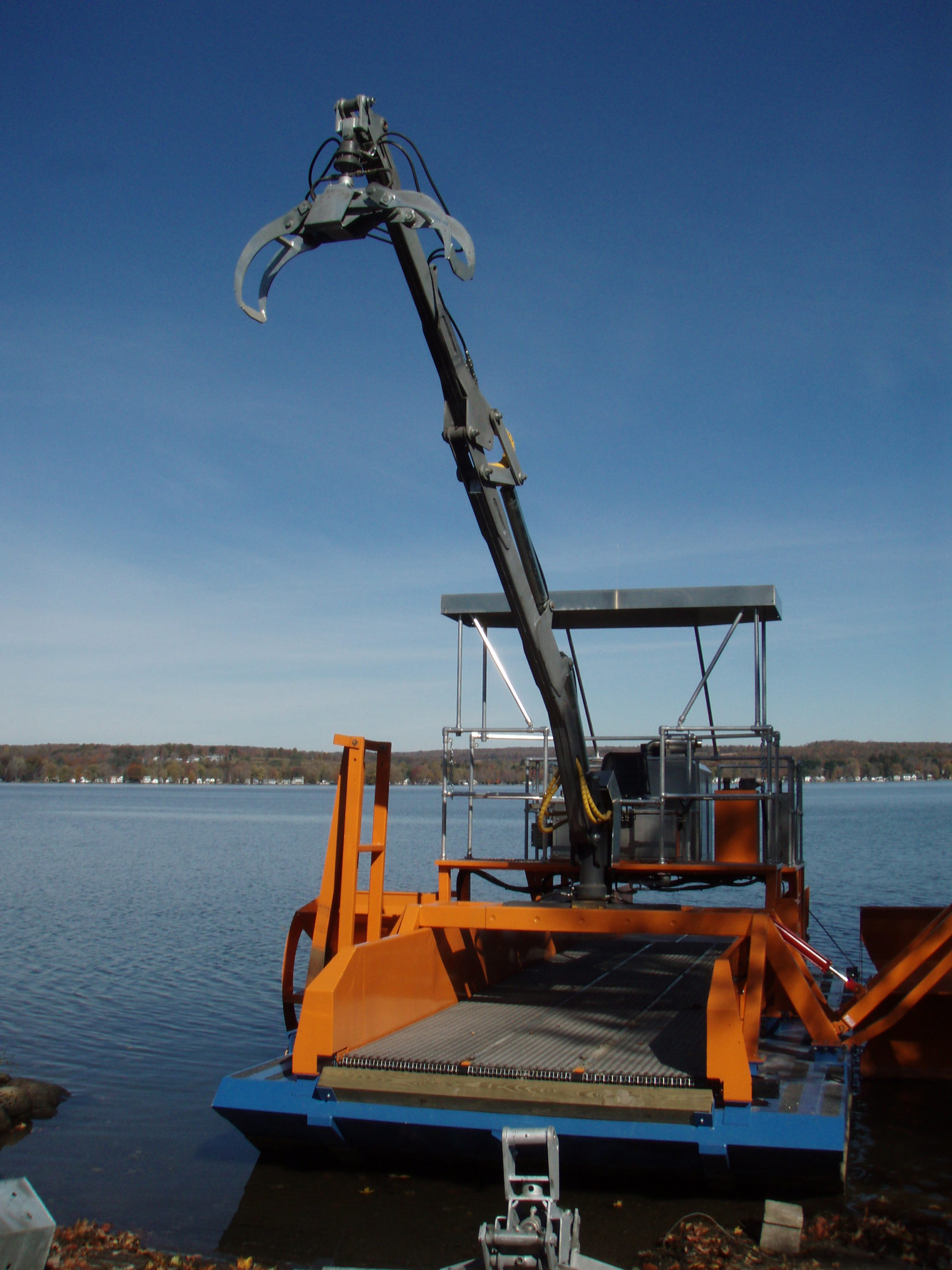 Alphaboats AM2000 Hydro Mate Multi Purpose Waterway Work Boat