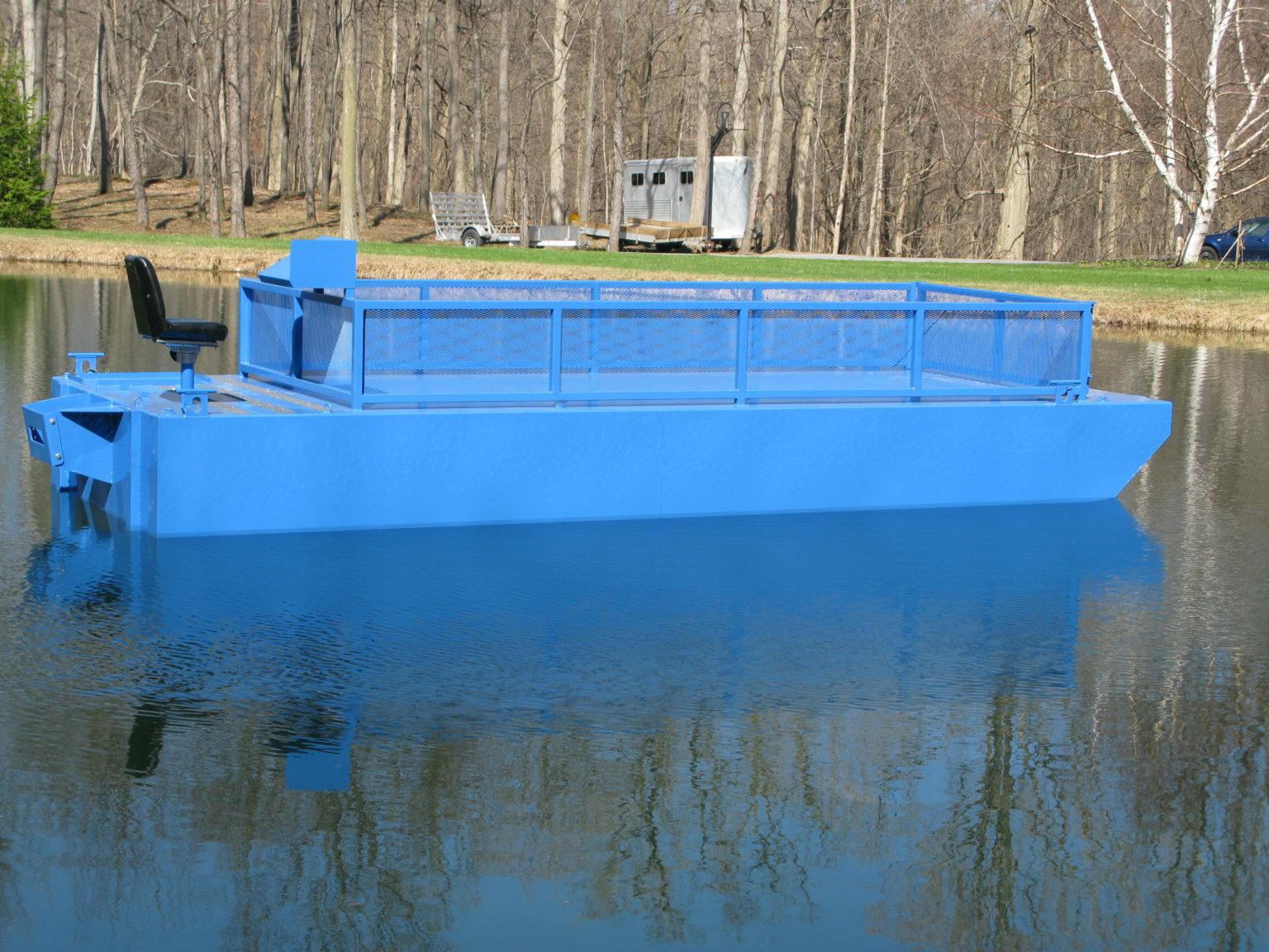 Alphaboats Steel Work Boat