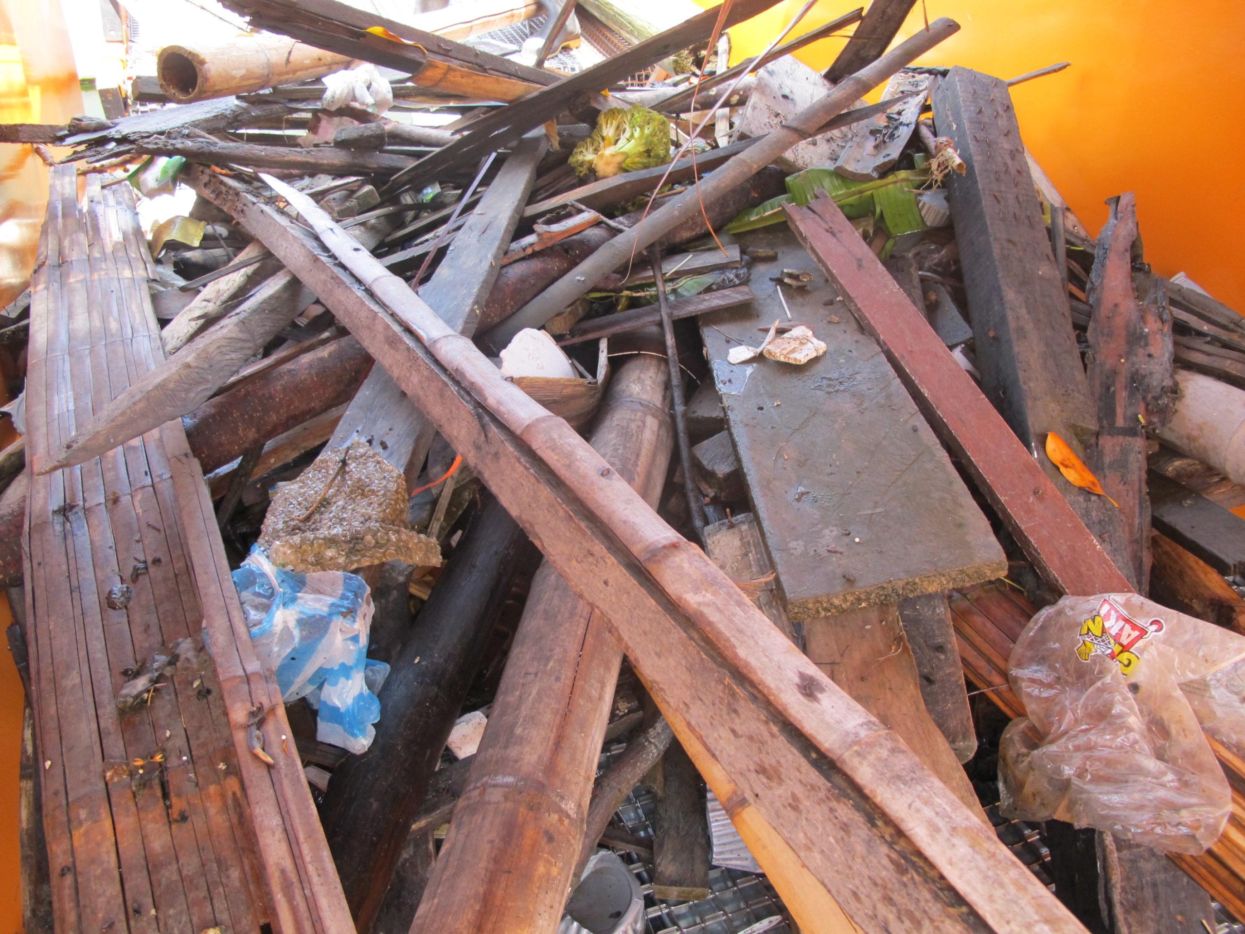 MC502 Trash Skimmer / Marina Cleaner