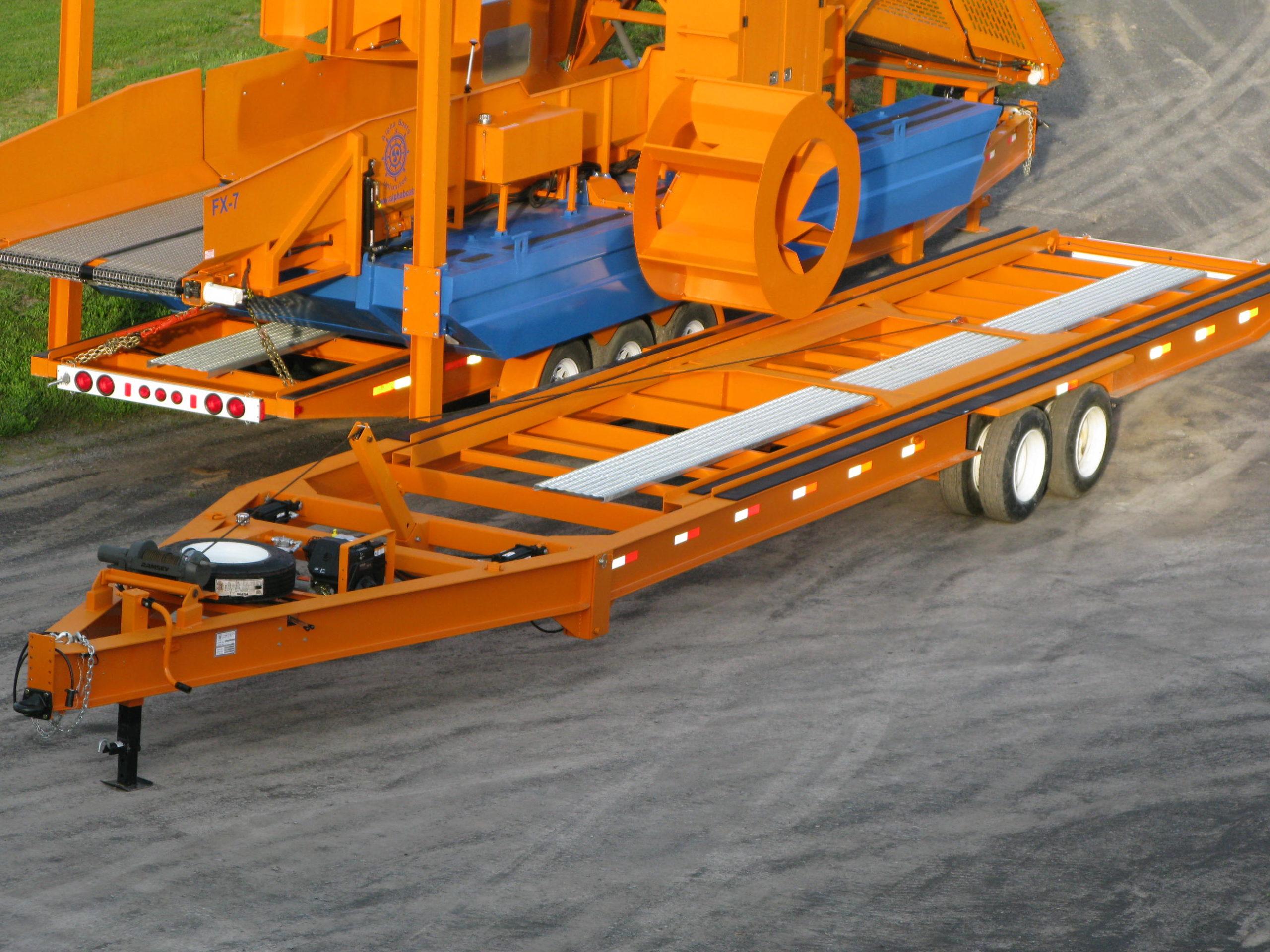 Alphaboats TLT-300 Transport Trailer