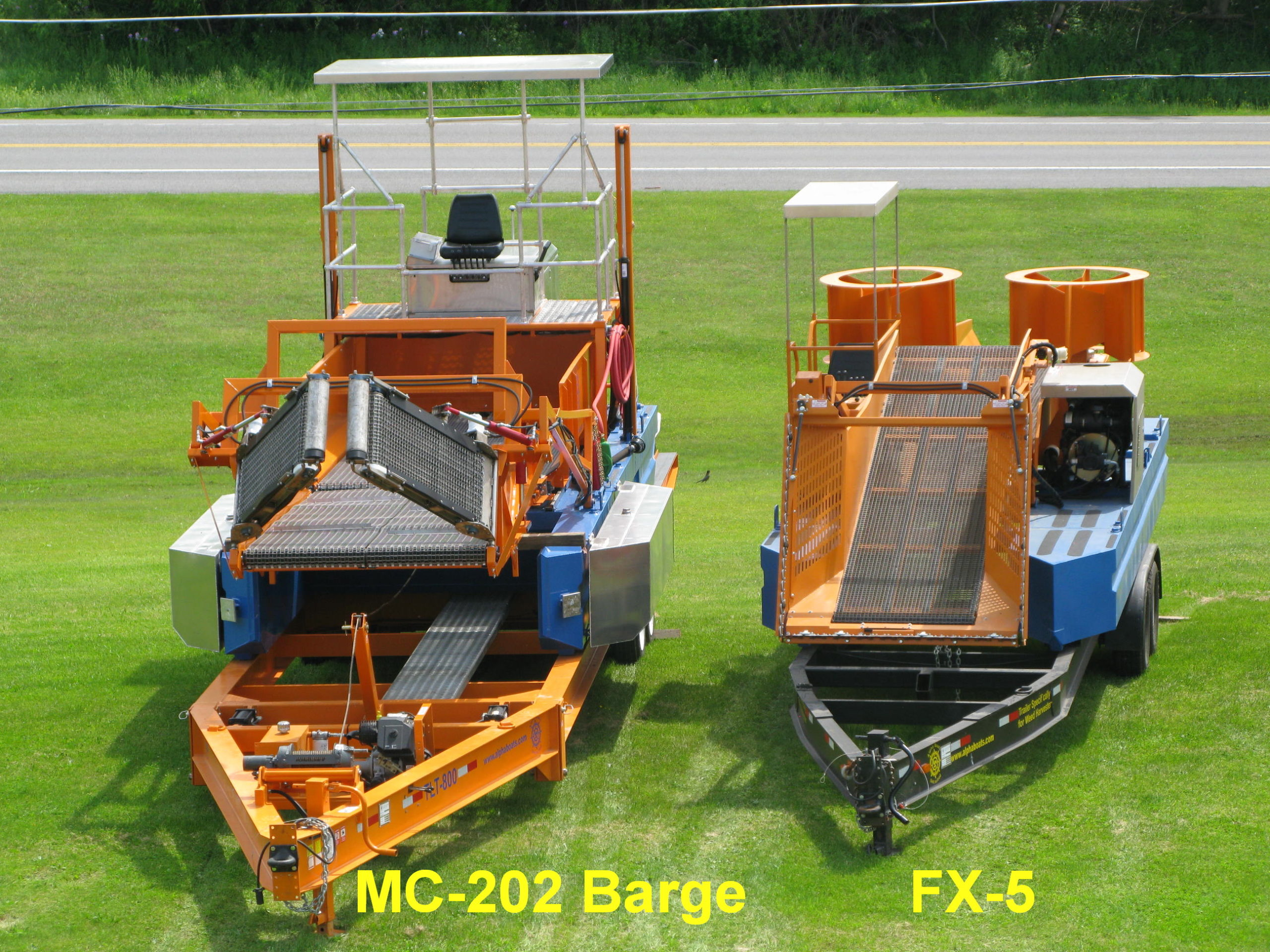 New MC202 and FX5 ready to ship