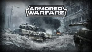 armored warfare cold wars era game front cover