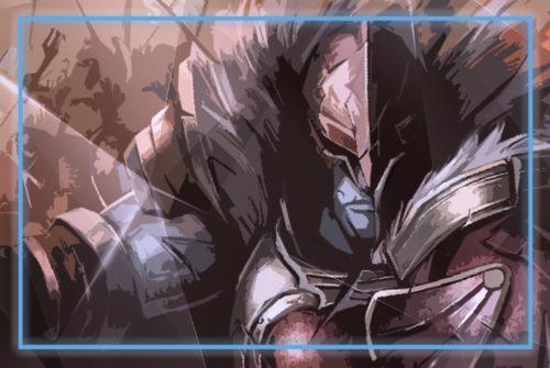 Comic Character Concept Art 1