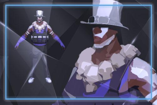 3d Character 1