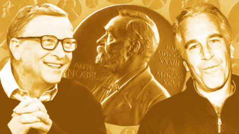 Bill Gates And Jeffrey Epstein