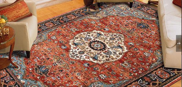 Beautiful Red rug