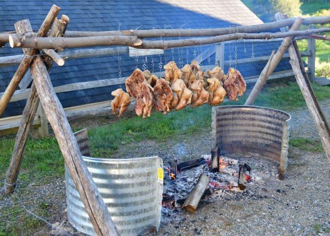 chicken-roasting