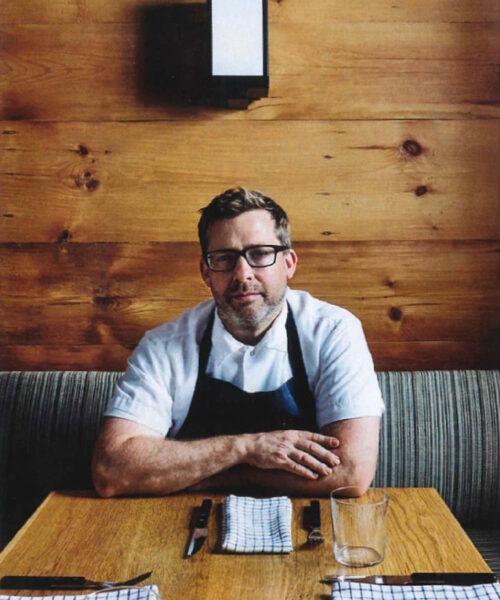 Chef Joel Viehland