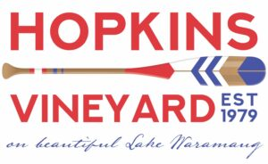 Hopkins Vineyard logo