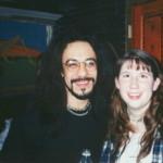 Jeff LaBar and me