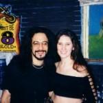Jeff LaBar and Charlene